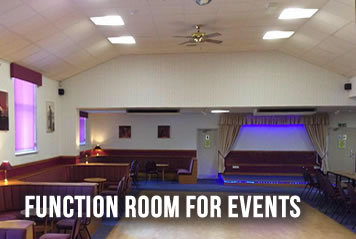 Function room for hire kettering
