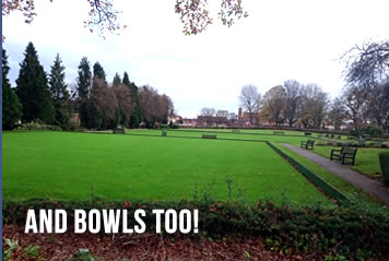 Bowling green Kettering